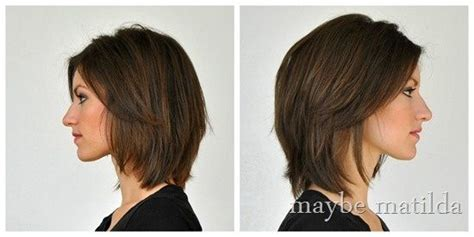 out grow a bob hair style and layer growing out short layered hair