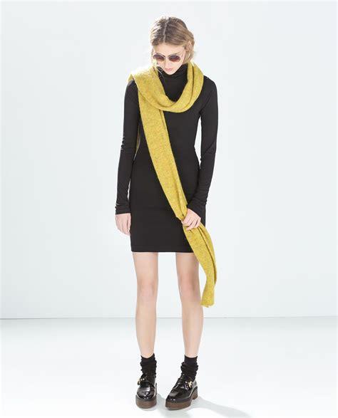 Dress Bodycon Zara bodycon dress from zara style i