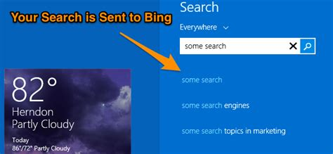 httphow to get rid of bing search engine windows 10 how to disable bing from the windows 8 1 search engine