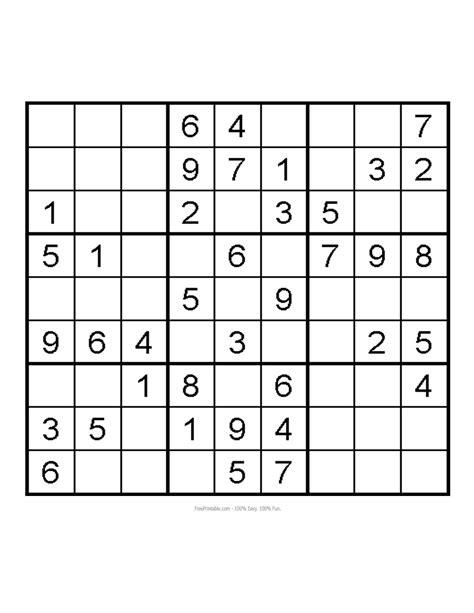 printable sudoku very easy image gallery sudoku easy 1234