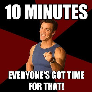 Tony Horton Meme - best 22 10 minute trainer images on pinterest health and