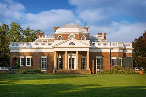 monticello home of thomas jefferson virginia is for