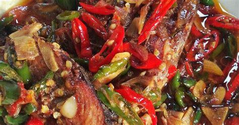 resep tongkol kecap kuah pedas oleh tri hidayati utami