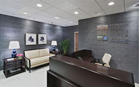 office interior design firm law firm reception area designed by christina kim interior