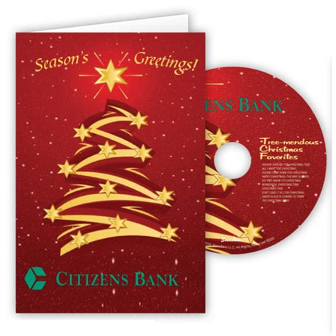 card cd tree mendous favorites cd greeting