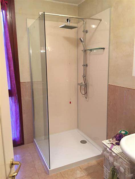 cabina doccia per vasca da bagno trasformare vasca da bagno in doccia sarabagno