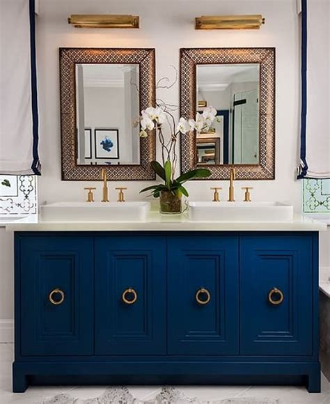 Colored Bathroom Vanity by Colored Bathroom Vanity Ideas Colored Bathroom