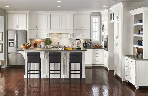 Linen Kitchen Cabinets Clifton Cabinets Specs Features Timberlake Cabinetry