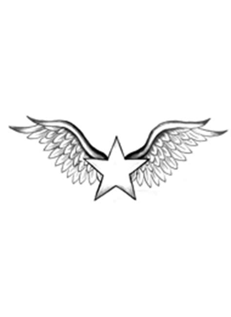 tattoo cuore con ali significato disegni tattoo stelline ideatattoo