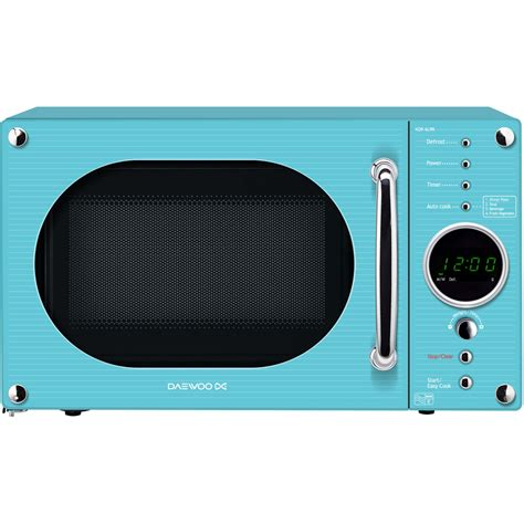 Microwave Bluesky daewoo kor6n9rt touch microwave blue iwoot