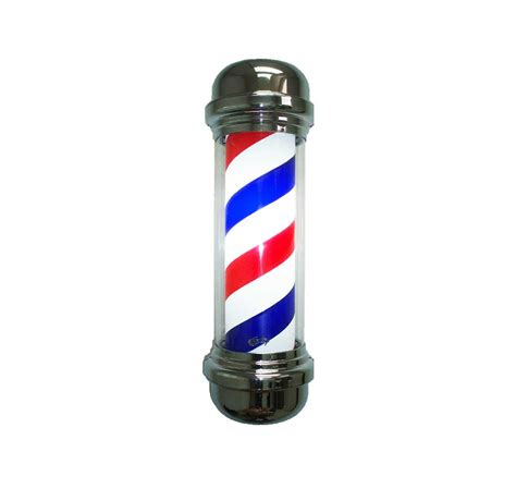 scalpmaster indoor barber pole barber supplies barber depot