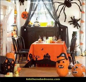 Halloween Party Decoration Ideas by Decorating Theme Bedrooms Maries Manor Halloween