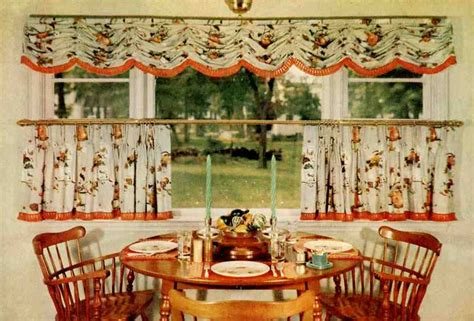 Kitchen Curtain Designs 8 Steps To Make Kitchen Curtains And Valances With Images Tutorial