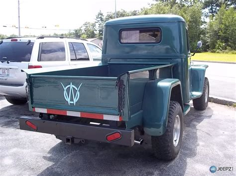 willys jeep truck for 1951 willys pickup