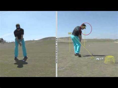 martin chuck golf swing how to spin your wedge with martin chuck inventor of the