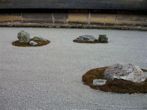 imágenes zen garden los jardines de ry 246 an ji plantas
