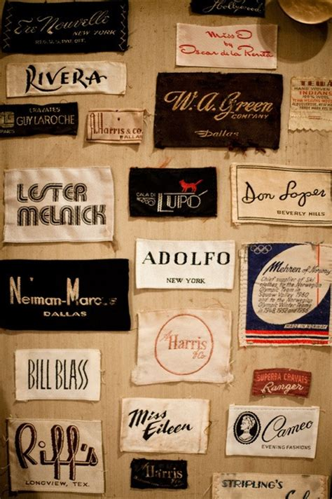 design label for clothing vintage clothing labels vintage and vintage inspired