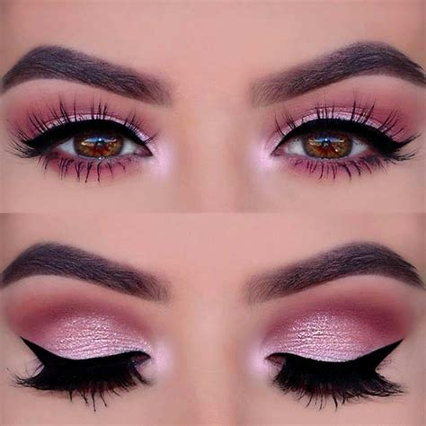 makeup pink 21 insanely beautiful makeup ideas for prom stayglam