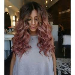 gold hair dye hair rose gold hair trend rachael edwards