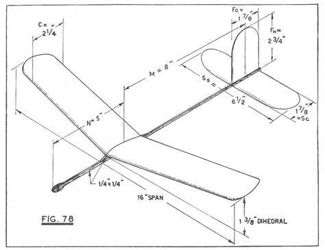 Aeroplane Wing Desk Pdf Plans Schematics For Balsa Wood Glider Download Plans