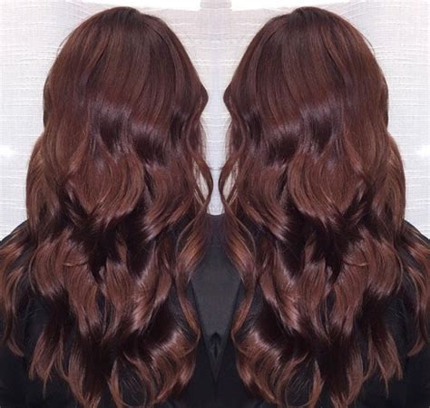how to make chocolate cherry brown hair dye red hair color inspiration