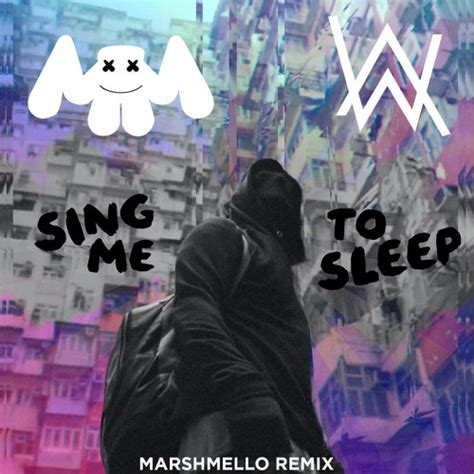 Hoodie Alan Walker Vs Marshmello Must preview alan walker sing me to sleep marshmello remix mer