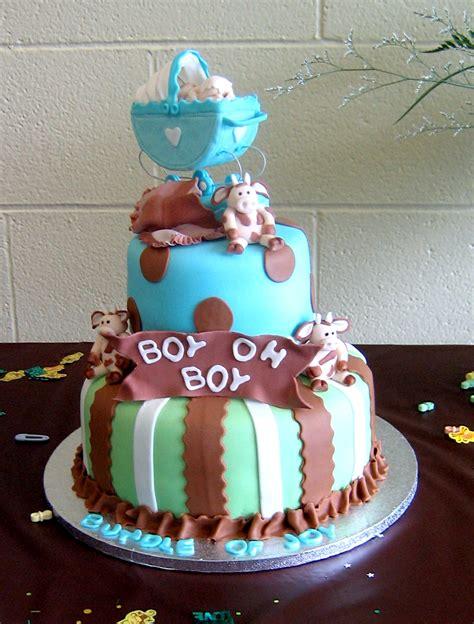 Baby Shower Boy Cakes by Boy Oh Boy Baby Shower Cake