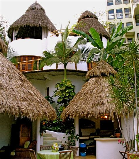 style vacation homes modern palapa style vacation home vrbo