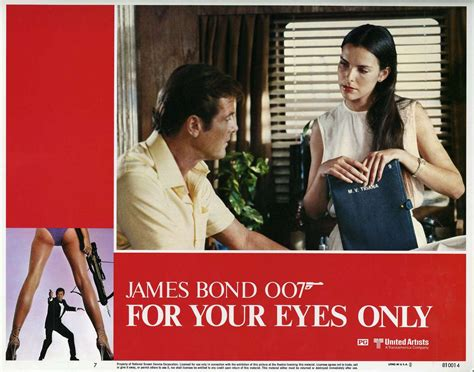 film james bond for your eyes only for your eyes only lobby cards 07