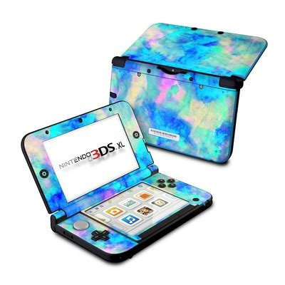 Nintendo 3DS XL Skins   DecalGirl Fire And Ice Roses
