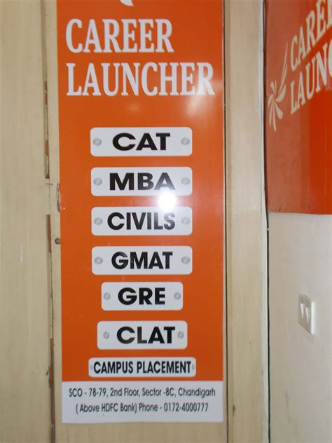 Career Launcher Mba Fees by Career Launcher India Limited In Sector 8 Chandigarh