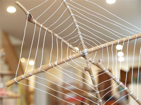 how to make a wire let s make a wire spiderweb for the magic onions