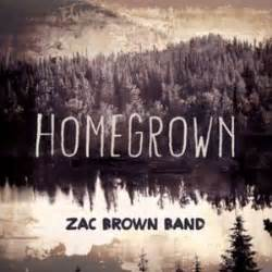 zac brown band new single homegrown