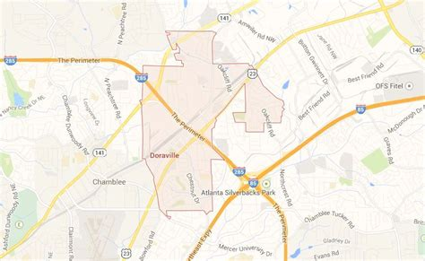 doraville map a bit about doraville home in doraville