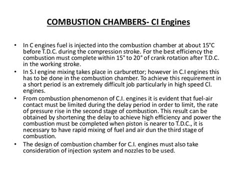 effective combustor t combustion chamber