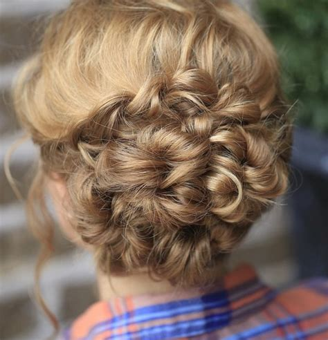 Homecoming Hairstyles For Hair Updo by 20 Amazing Braided Hairstyles For Homecoming Wedding Prom