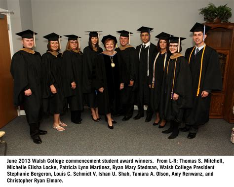 Walsh College Mba Ranking by Citi Chief Innovation Officer Returns To Alma Mater For