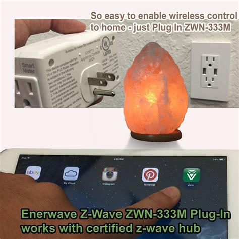 z wave l socket z wave light switch controller zihome devices wall