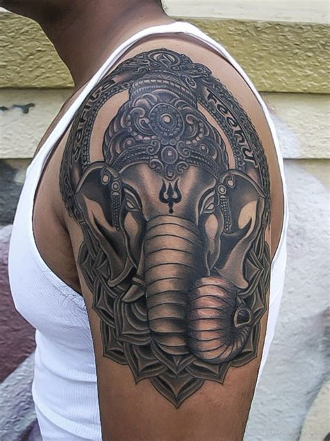 ganesh tattoos hinduism tattoos designs pictures page 5