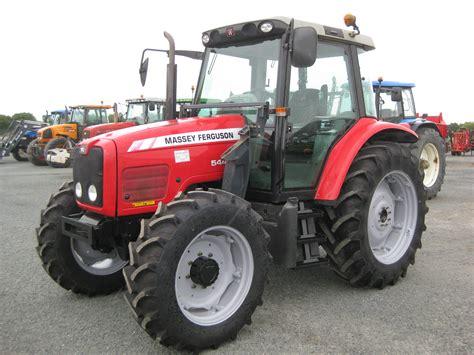 si鑒e tracteur agricole tracteurs agricole massey ferguson 5445 ballanger