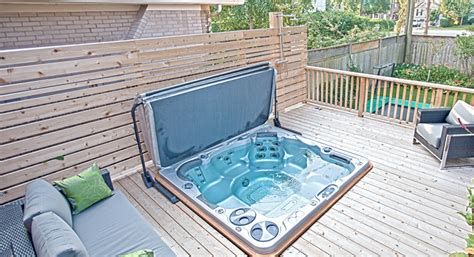 bathtub deck ideas decking design ideas hot tub images