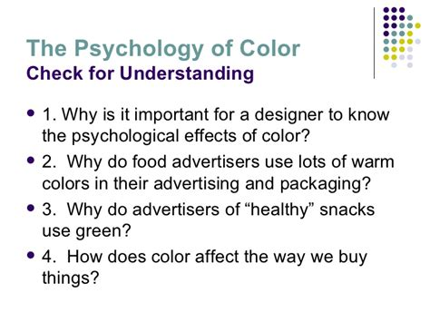 psychological effects of color the psychology of color
