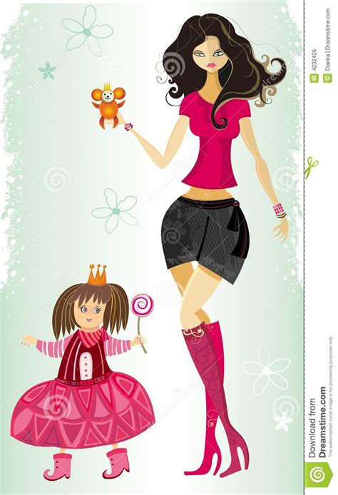 imagenes bonitas mama e hija madre joven e hija linda