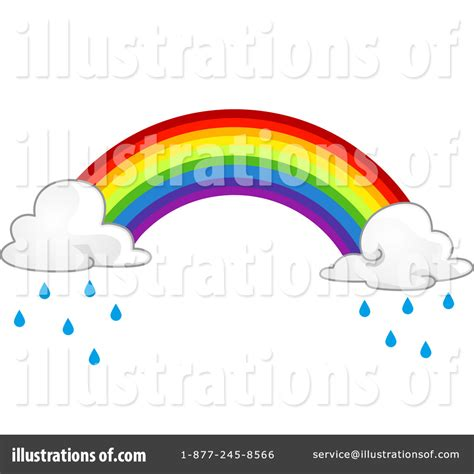 design free stock photo illustration of a colorful rainbow clipart 1094751 illustration by bnp design studio