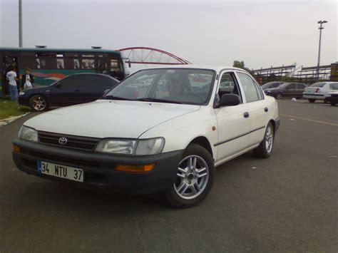 Toyota Corolla 1995 1995 Toyota Corolla Pictures Cargurus