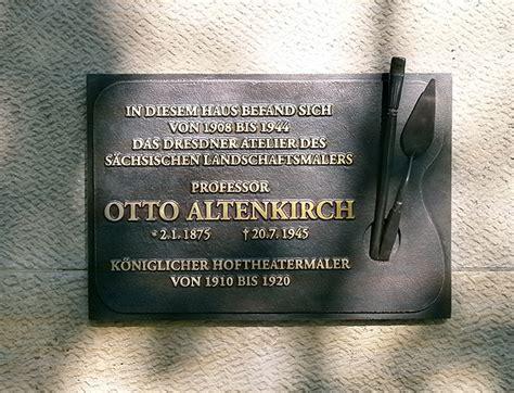 atelier dresden otto altenkirch atelier in dresden