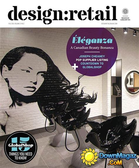 design retail magazine pdf design retail february 2015 187 download pdf magazines