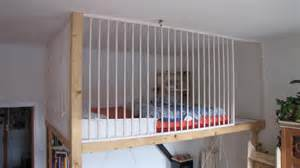 construction d un lit mezzanine 2 places pour famille