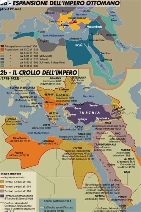 impero ottomano cartina dall impero ottomano ad al quaeda centro studi acmos