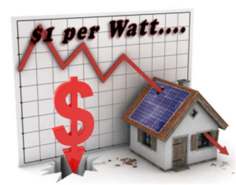 low cost solar power low cost solar installation services in florida nearing the 1 watt